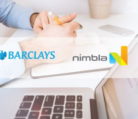 Barclays: Signed tech partnership with Nimbla