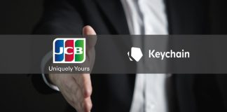 JCB: Partners With Keychain For Blockchain