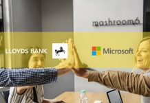 Lloyds Bank: Teams with Microsoft