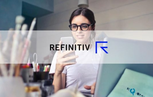 Andrea Remyn Stone: Joins Refinitiv